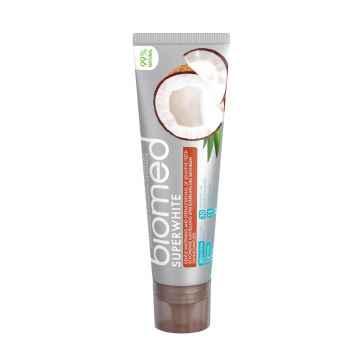 SPLAT Zubní pasta BIOMED Superwhite, Poškozeno 100 g