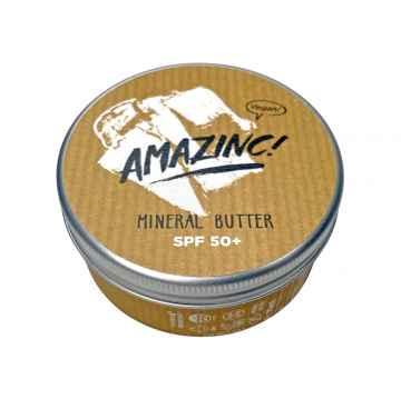 AMAZINC! Minerální tělové máslo SPF 50 75 ml