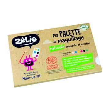 ecodis Přírodní make-up kit pro děti, Poškozeno 1 ks