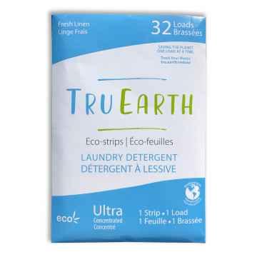 Tru Earth Eko prací pásky Fresh Linen 32 ks