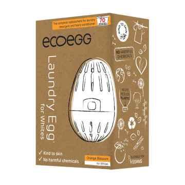Ecoegg Vajíčko na praní 70 praní, pomerančový květ