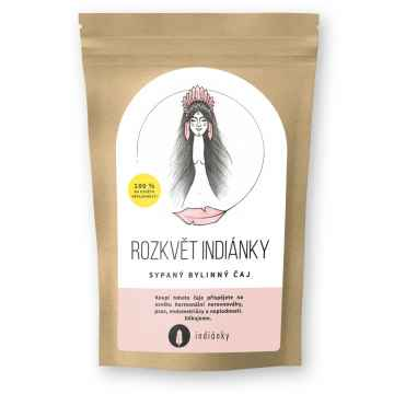 Indiánky Rozkvět indiánky sypaný bylinný čaj 25 g