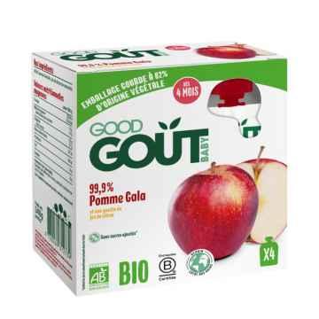 Good Gout BIO Jablko 4 x 85 g