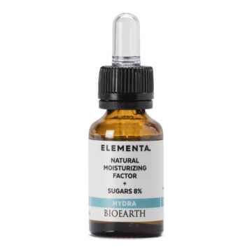 Bioearth Elementa sérum hydratační faktor a cukry 8% 15 ml