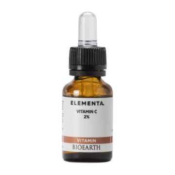Bioearth Elementa sérum Vitamín C 2% 15 ml