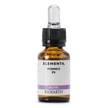 Bioearth Elementa sérum Vitamín E 2% 15 ml
