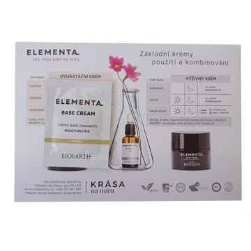 Bioearth Elementa Základní hydratační krém 2 ml