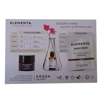 Bioearth Elementa Základní výživný krém 2 ml