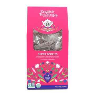 English Tea Shop BIO superovocný čaj 30 g, 15 ks