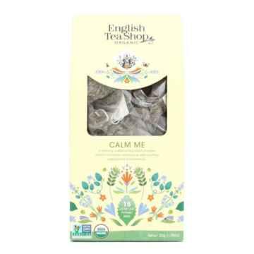 English Tea Shop Wellnes BIO čaj pro zklidnění 37,5 g, 15 ks