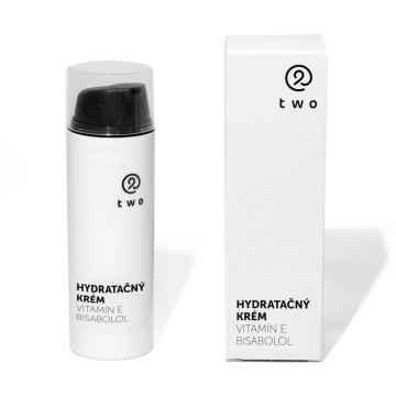 two cosmetics Hydratační krém, Poškozeno 50 ml