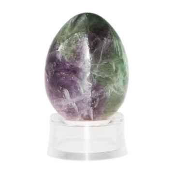 Me Luna Yoni vajíčko fluorit 1 ks