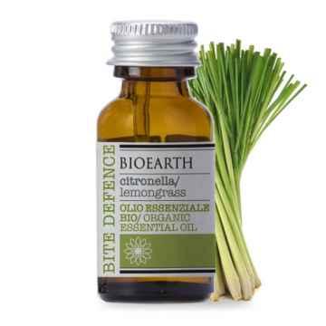 Bioearth Esenciální olej Citronová tráva BIO 10 ml