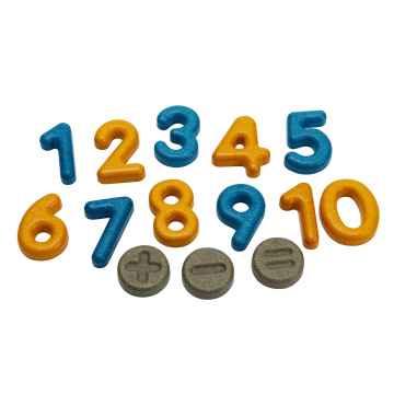 PLAN TOYS Čísla a symboly 1 ks