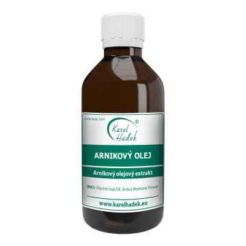 Aromaterapie Karel Hadek Arnikový olej 115 ml