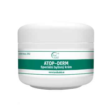 Aromaterapie Karel Hadek ATOP-DERM Speciální bylinný krém 100 ml