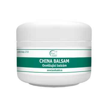 Aromaterapie Karel Hadek CHINA Osvěžující balzám 30 ml