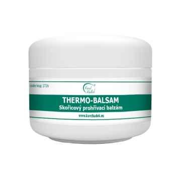 Aromaterapie Karel Hadek THERMO Skořicový prohřívací balzám 5 ml
