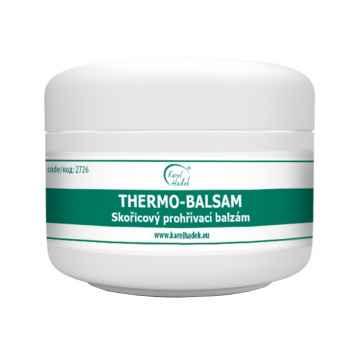 Aromaterapie Karel Hadek THERMO Skořicový prohřívací balzám 100 ml