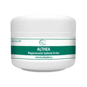 Aromaterapie Karel Hadek ALTHEA Regenerační bylinný krém 50 ml