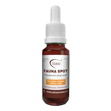 Aromaterapie Fauna FAUNA SPOT deodorační přípravek 10 ml