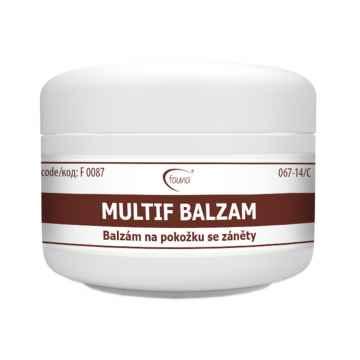 Aromaterapie Fauna MULTIF balzám na pokožku se záněty 15 ml