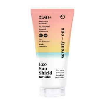 seventy-one Eco neviditelný opalovací krém na obličej SPF50+ 50 ml