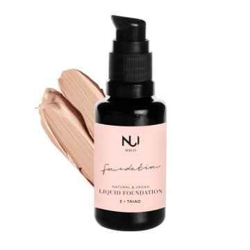 NUI Cosmetics Přírodní tekutý make-up TAIAO 30 ml