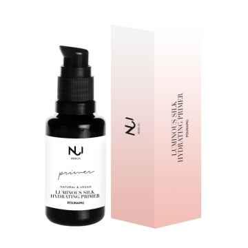 NUI Cosmetics Rozjasňující hydratační primer Pounamu 30 ml