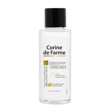 Corine de Farme Olejový odlakovač na nehty Dissolvant 100 ml