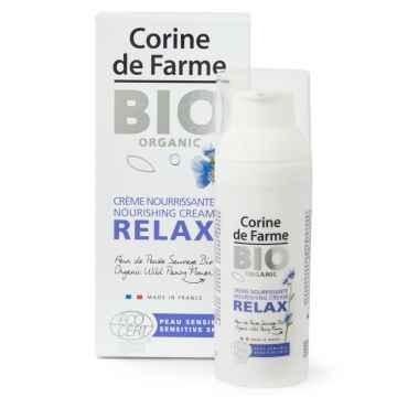 Corine de Farme Vyživující bio pleťový krém RELAX 50 ml