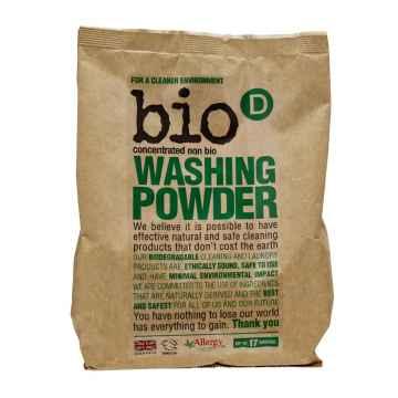Bio-D Prášek na praní, Poškozeno 1 kg