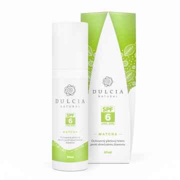 DULCIA natural Ochranný pleťový krém, SPF 6 50 ml