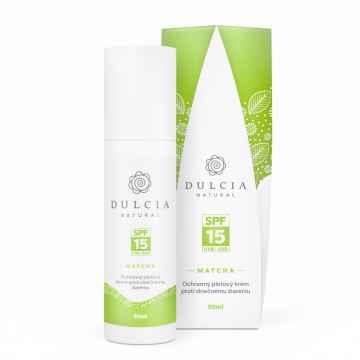 DULCIA natural Ochranný pleťový krém, SPF 15 50 ml