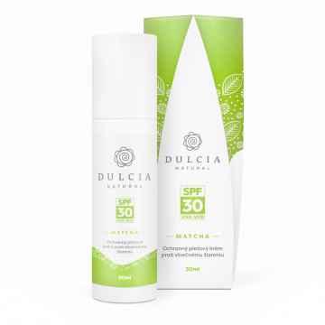 DULCIA natural Ochranný pleťový krém, SPF 30 50 ml