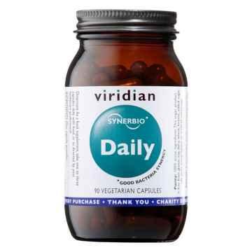 Viridian Synerbio Daily, kapsle 90 ks