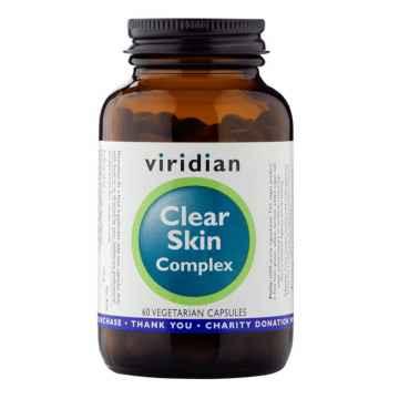 Viridian Clear Skin Complex, kapsle 60 ks