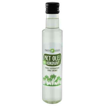 Purity Vision Bio MCT Kokosový olej 250 ml