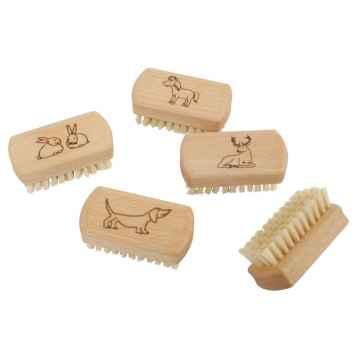 Redecker Dětský kartáček na nehty, různé motivy 1 ks