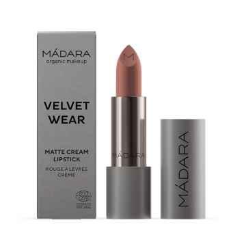MÁDARA Velvet wear matná rtěnka, odstín 36 aura 3,8 g
