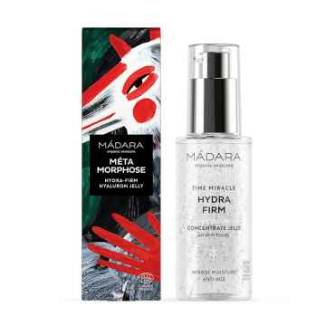 MÁDARA MÉTAMORPHOSE Hydra Firm koncentrované hyaluronové želé 75 ml