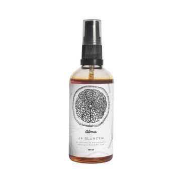 Alma Za sluncem, tělový a masážní olej, Poškozeno, chybí víčko 100 ml