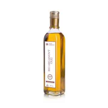 Zahir Cosmetics Arganový olej, bio, Poškozeno (lehce umaštěný obal) 250 ml