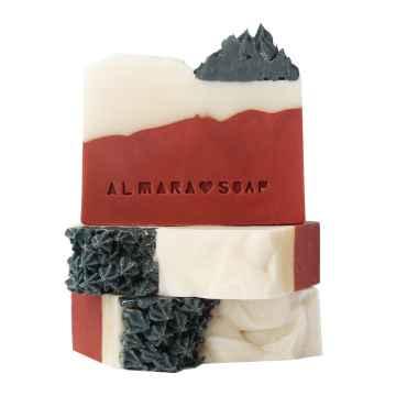 Almara Soap Tuhé Mýdlo Merry Christmas 100 ± 5 g