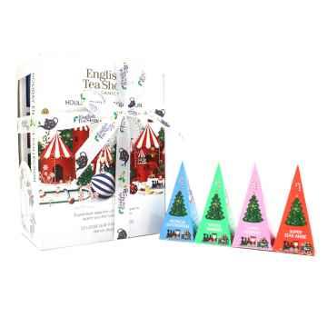 English Tea Shop Vánoční Bílá kolekce 24 g, 12 ks