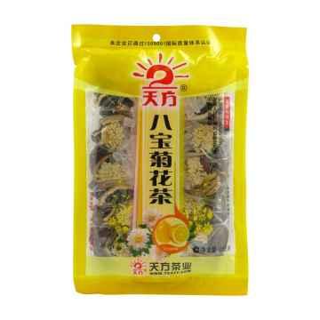 TeaTao Nápoj osmi pokladů Ba Bao Cha citron, Exspirace 31.12.2021 120 g, 10 sáčků