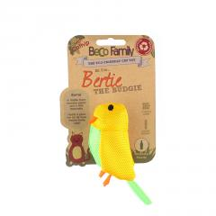 Beco Pets Beco Plush Toy Budgie 1 ks