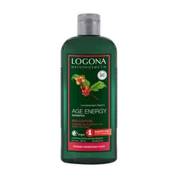 Logona Šampon bio kofein, Age Energy 250 ml