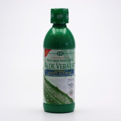 ESI Aloe vera šťáva, Colon Cleanse 500 ml