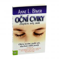ostatní Oční cviky, Anne L. Biwer 184 stran